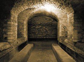 Экскурсия в секретный бункер
