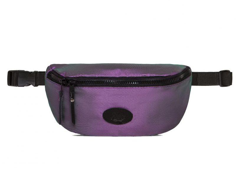 Сумка поясная Якорь Барка ЭС хитрая фиолетовая