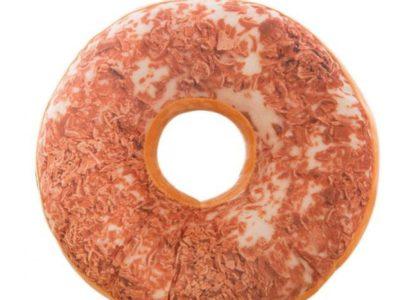 3D подушка Пончик с Шоколадной Крошкой