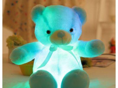 Светящийся плюшевый Teddy Bear