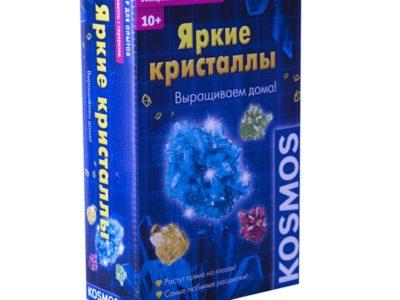 Игровой набор Яркие кристаллы