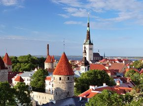 Исторический Таллин