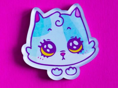 Значок Markov Design Kitty