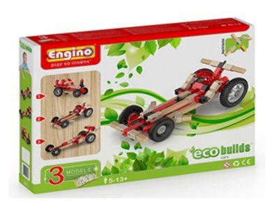 Конструктор Автомобили серия Eco builds