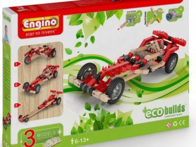Конструктор Машины с мотором серия Eco builds