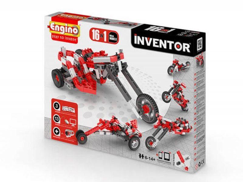 Конструктор Мотоциклы 16 моделей