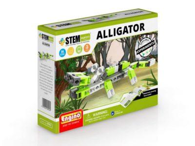 Конструктор Набор для сборки Аллигатор