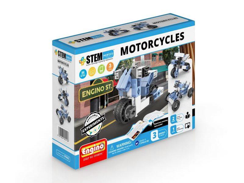 Конструктор Набор из 3 моделей Мотоциклы