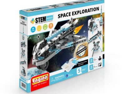 Конструктор Набор из 5 моделей Освоение космоса