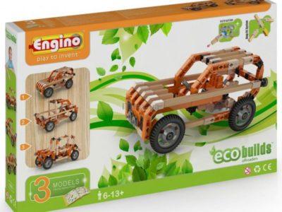 Конструктор Внедорожники серия Eco builds