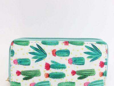 Кошелек Cactus watercolor
