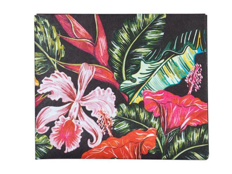 Кошелек New Wallet new Tropic flowers