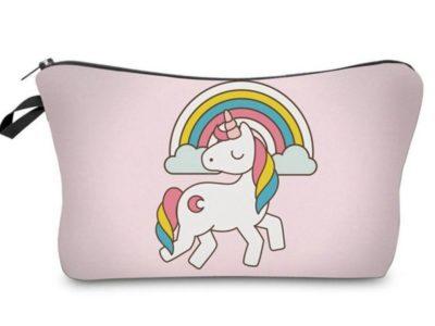 Косметичка Rainbow unicorn