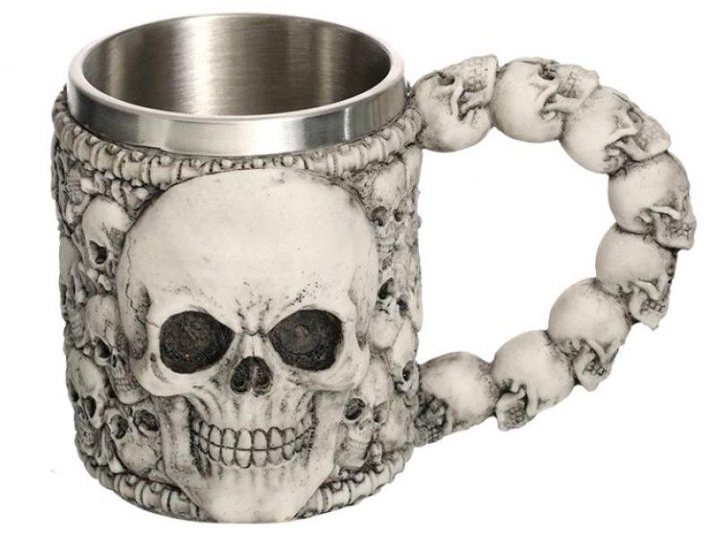 Кружка Skulls