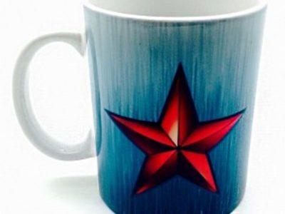 Кружка Красная звезда