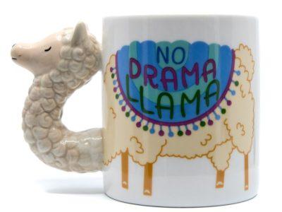 Кружка Lama No Drama