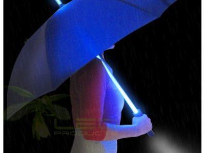 Зонт со светящейся ручкой Джедай - 8 режимов свечения