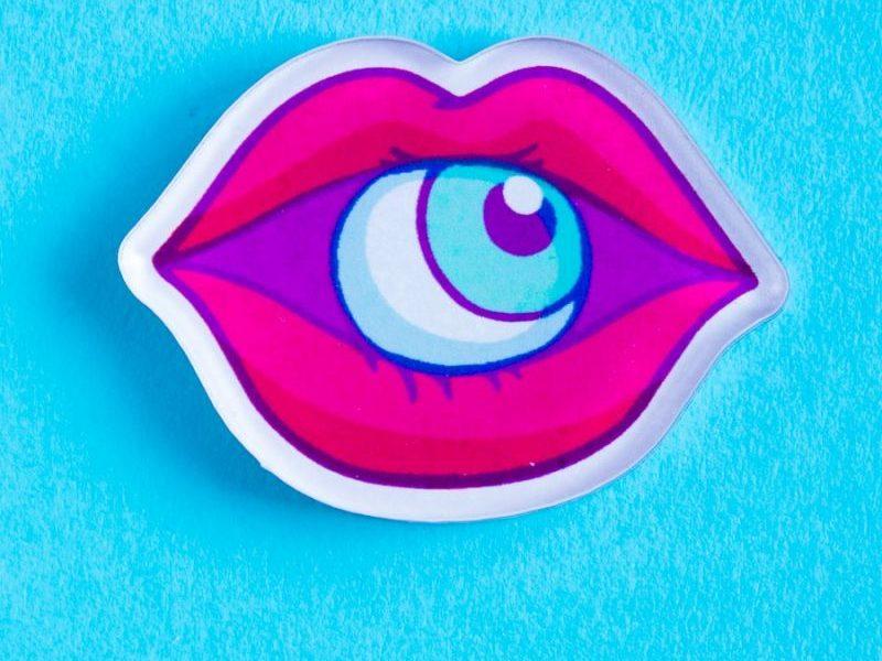Значок Markov Design Lips