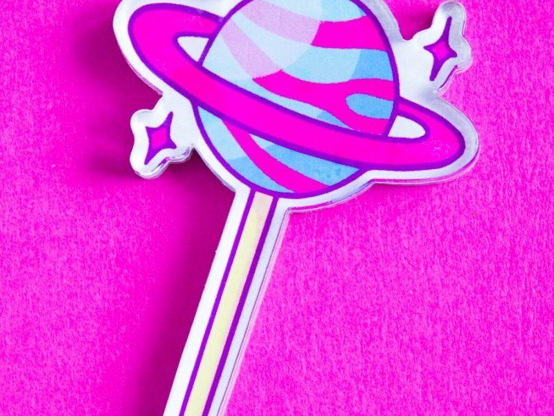 Значок Markov Design Lollipop
