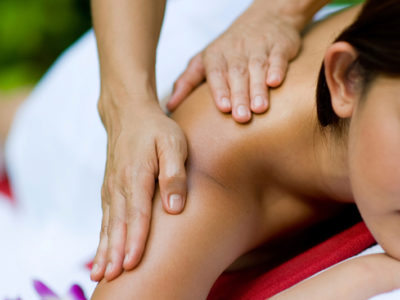 Гавайский массаж Ломи-Ломи