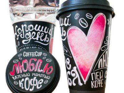 Кофе CoffeeCup Люблю