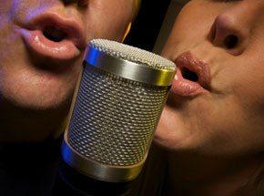 Мастер-класс вокала для двоих