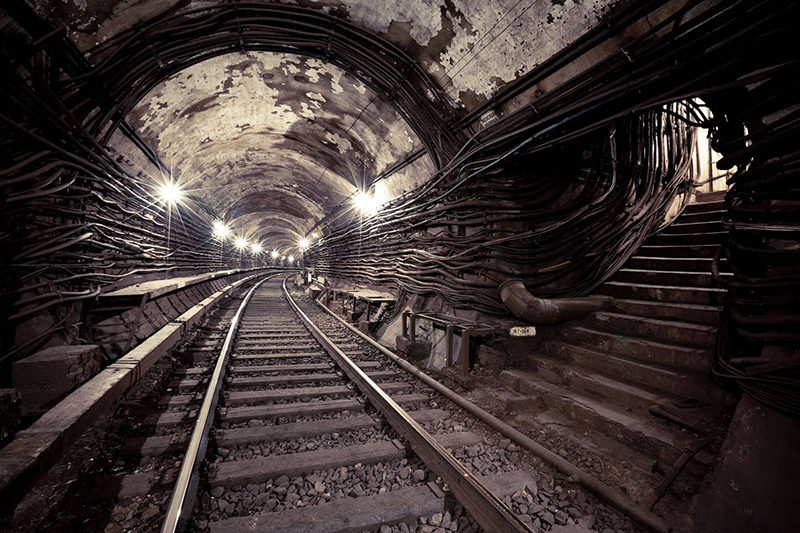 Мистика и подземелья Москвы для компании