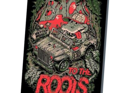 Обложка на паспорт Back to the Roots