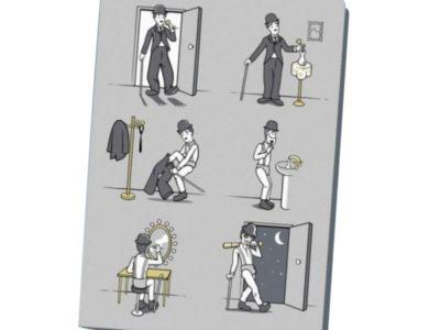 Обложка на паспорт Алекс Чаплин
