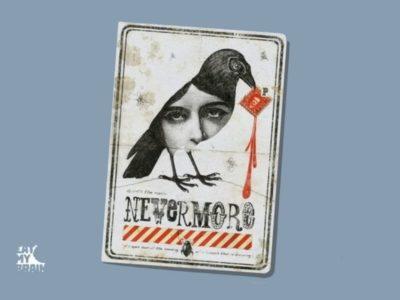 Обложка на паспорт Never more