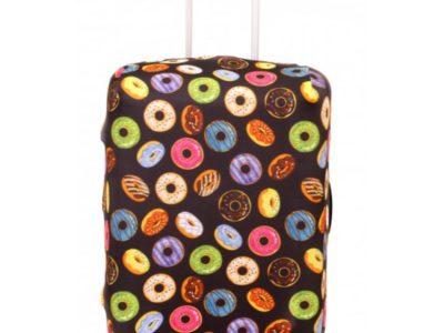 Чехол для чемодана Travel Suit Eco Пончик M/L