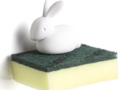 Держатель для губки Кролик