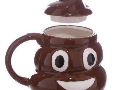 Кружка-какашка Mr Poo
