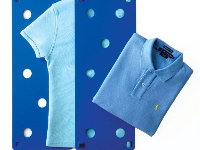 Складыватель для средних и больших футболок