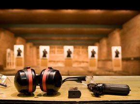 Стрелковый тир для двоих (80 выстрелов)