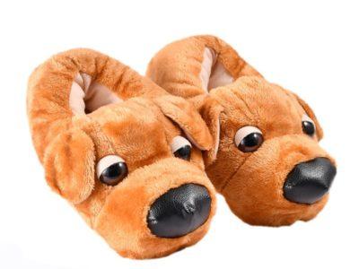 Тапочки Добрая собака
