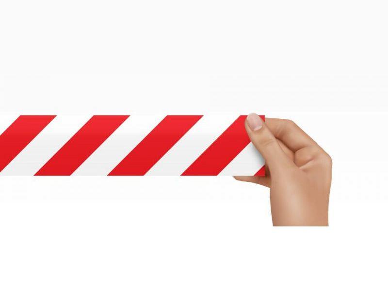 Магнитная лента Red line