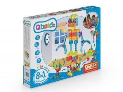 Конструктор Набор из 8 моделей Робот