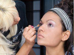 Мастер-класс макияжа