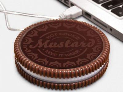 USB подогреватель для напитков Печенька