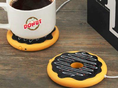 USB подогреватель для напитков Donut