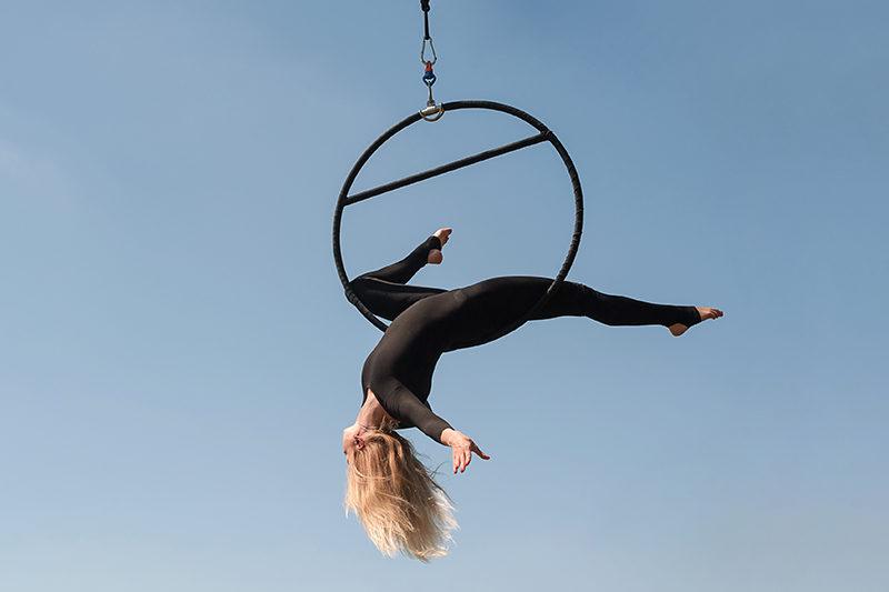 Воздушная гимнастика для детей