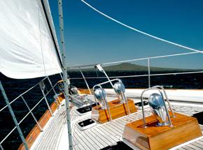 Мастер-класс по управлению парусно-спортивной яхты