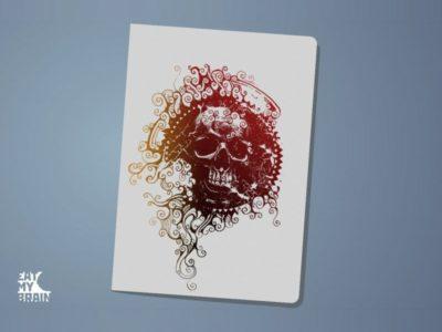 Обложка на паспорт Romantic Death