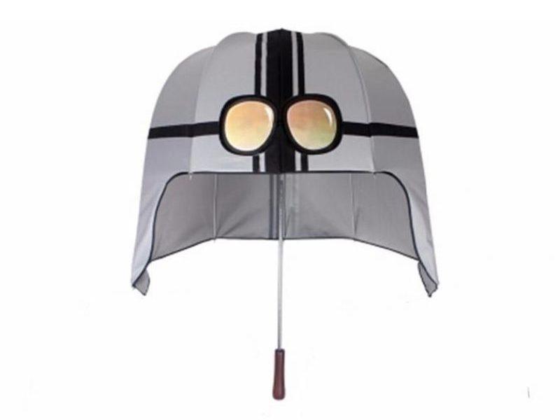 Зонт-трость с куполом Пилот