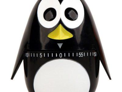 Кухонный таймер в виде пингвина